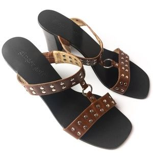 Ginger Goff Strappy Sandals